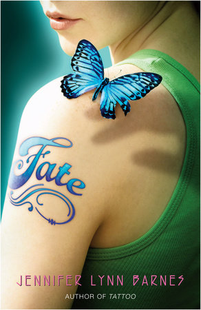 Fate by Jennifer Lynn Barnes