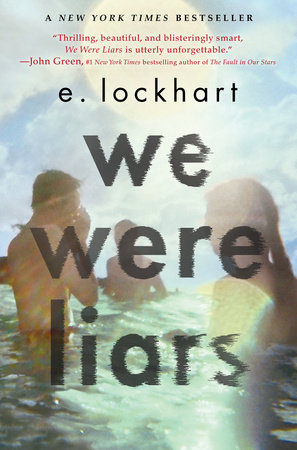 We Were Liars Book Cover Picture