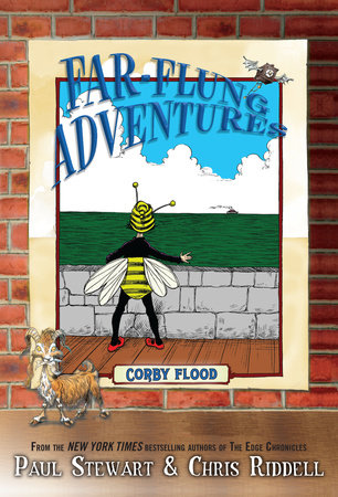 Far-Flung Adventures: Corby Flood by Paul Stewart and Chris Riddell