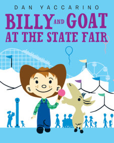 Billy and Goat at the State Fair