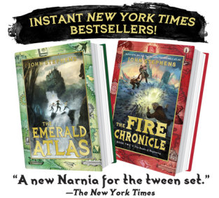 The Emerald Atlas Gift Bundle