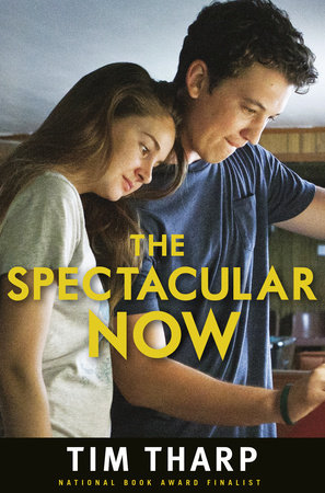 The cover of the book The Spectacular Now