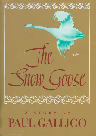 Snow Goose by Paul Gallico