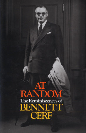 At Random by Bennett Cerf