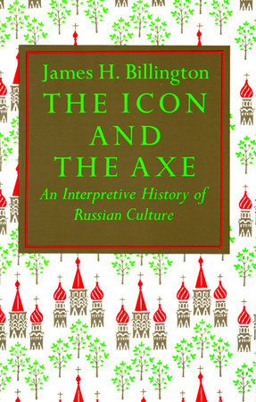 Icon and Axe by James Billington