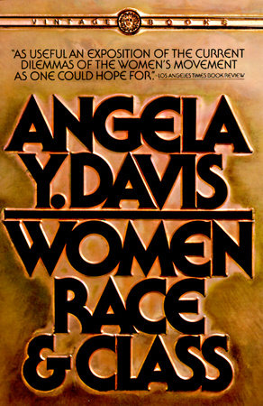 The cover of the book Women, Race, & Class