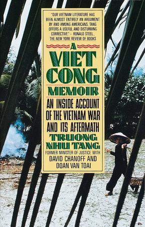 The cover of the book A Vietcong Memoir