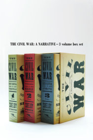 Civil War Volumes 1-3 Box Set