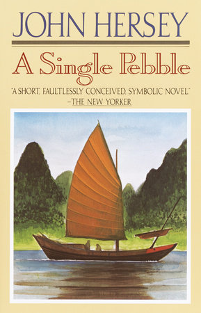 A SINGLE PEBBLE