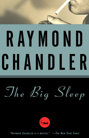 THE BIG SLEEP Book Cover Picture