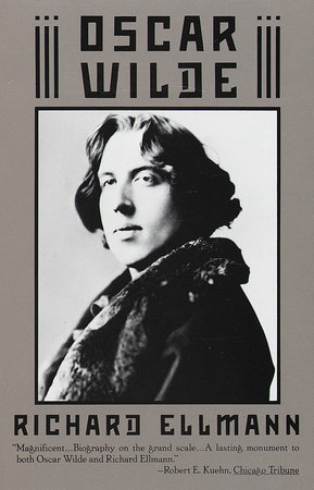 OSCAR WILDE Book Cover Picture