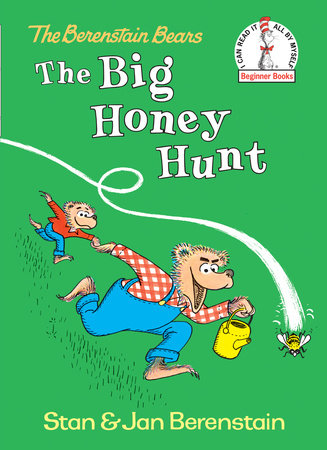 The Big Honey Hunt by Stan Berenstain