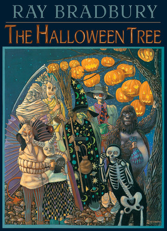 Image result for the halloween tree