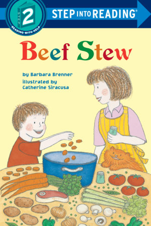 BEEF STEW by Barbara Brenner