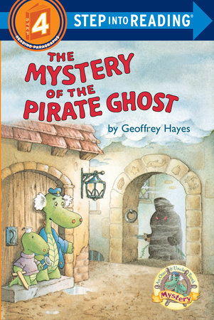 The Mystery of the Pirate Ghost by Geoffrey Hayes