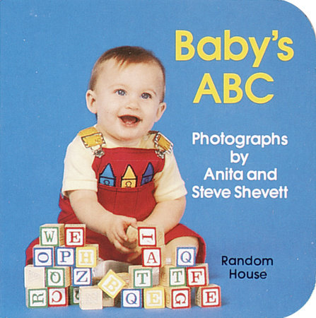 Baby's ABC by Steve Shevett and Anita Shevett