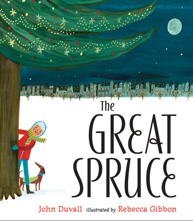 The Great Spruce by John Duvall