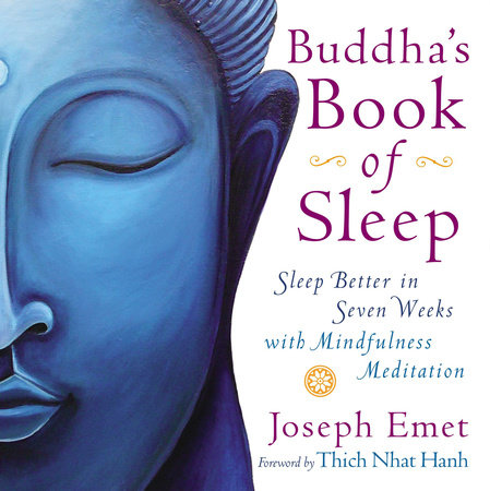 Buddha's Book of Sleep by Joseph Emet