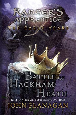 The Battle of Hackham Heath by John A. Flanagan