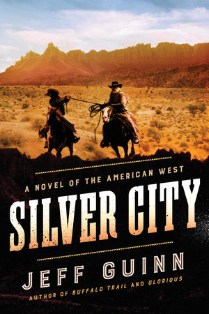 Image result for silver city by jeff guinn
