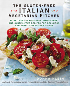 The Gluten-Free Italian Vegetarian Kitchen