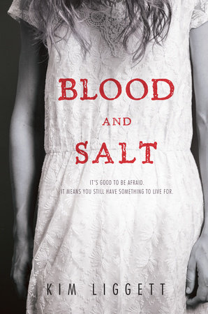 The cover of the book Blood and Salt