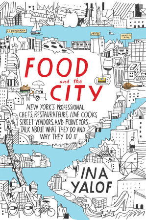 Food and the City Book Cover Picture