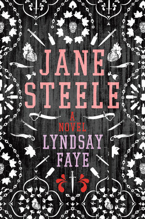 Jane Steele Book Cover Picture