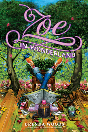 Zoe in Wonderland by Brenda Woods