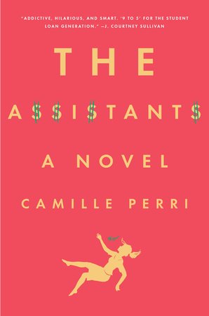 The Assistants Book Cover Picture