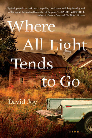 Where All Light Tends to Go Book Cover Picture