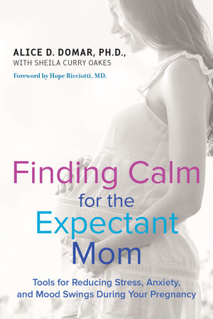 Finding Calm for the Expectant Mom