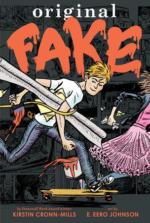 Original Fake by Kirstin Cronn-Mills