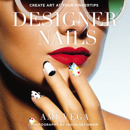 Designer Nails Book Cover Picture