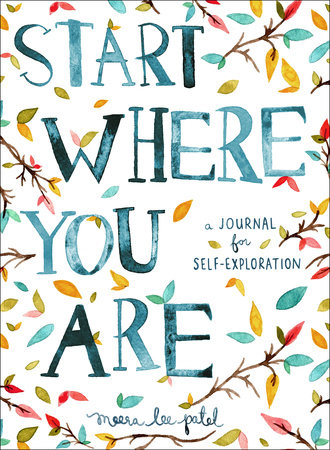 The cover of the book Start Where You Are