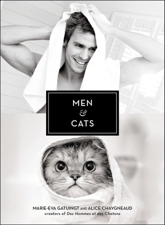 Men & Cats Book Cover Picture