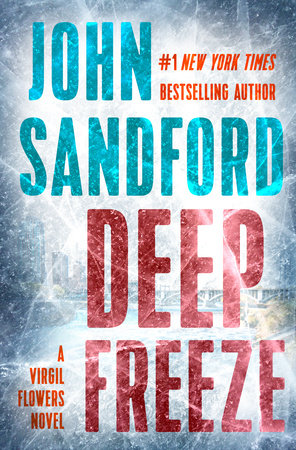 The cover of the book Deep Freeze