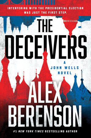 The cover of the book The Deceivers
