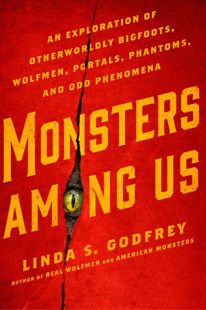 The cover of the book Monsters Among Us