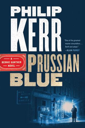 Prussian Blue by Philip Kerr