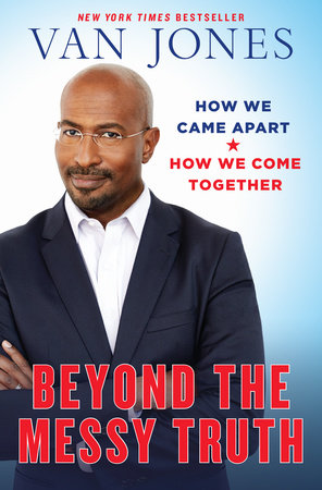 The cover of the book Beyond the Messy Truth