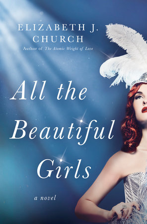 The cover of the book All the Beautiful Girls
