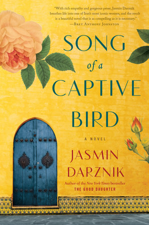The cover of the book Song of a Captive Bird