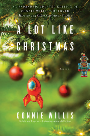 The cover of the book A Lot Like Christmas