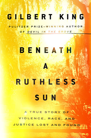 The cover of the book Beneath a Ruthless Sun