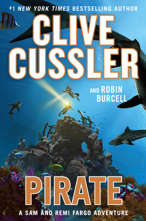 Pirate by Clive Cussler and Robin Burcell