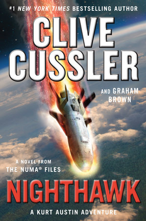 Nighthawk by Clive Cussler and Graham Brown