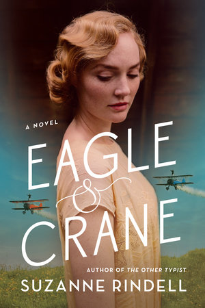 The cover of the book Eagle & Crane