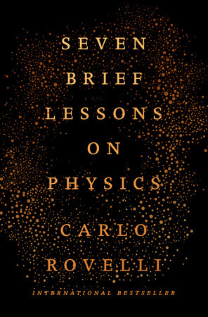 Seven Brief Lessons on Physics Book Cover Picture