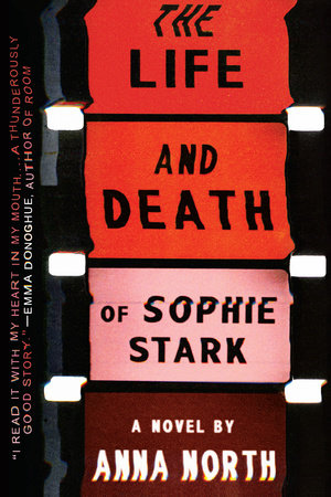 The Life and Death of Sophie Stark Book Cover Picture